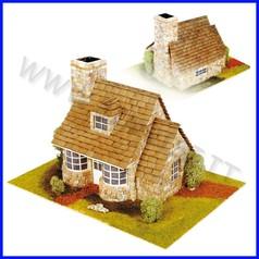 Modellismo casa country mm.175x135x170 fino ad esaurimento