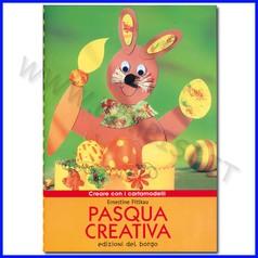 Pasqua creativa con cartamodelli