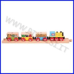 Treno-go - espansione il treno frutta e verdura