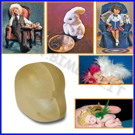 Prosculpt: struttura per testa bambola fino ad esaurimento