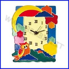 Creare orologi forma rilievo orologio gufo fino ad esaurimento