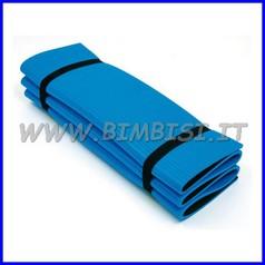 Tappetino 8 pieghe + antiscivolo 150x70x1cm c/eleastico