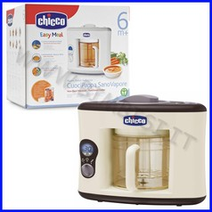 Cuocipappa sanovapore easy meal chicco