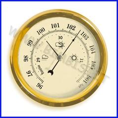 Sistemi misurazione barometro diam mm.80