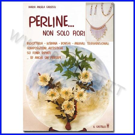 Libro perline...non solo fiori