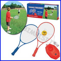 Impara il tennis set 1 base + 2 racchett