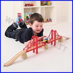Treno-go - ponte doppio cm.108x20