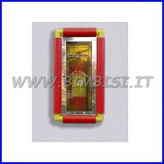 Protezione per cassetta extra (con guaina liscia)