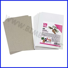 Schede cm. 14x20 conf. 50 pezzi + copertina