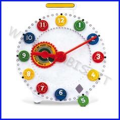 Orologio plastica diametro cm.28