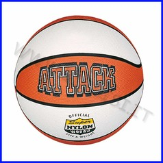 Pallone basket attack