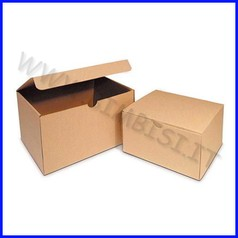 Scatola cartone decubox cm.16x14x8