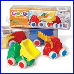 Go-go camion + ruspa - conf. regalo