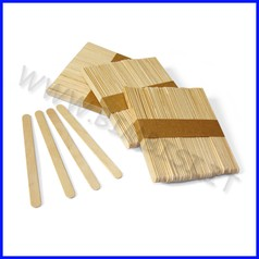 Stecche legno conf. da 50 pz