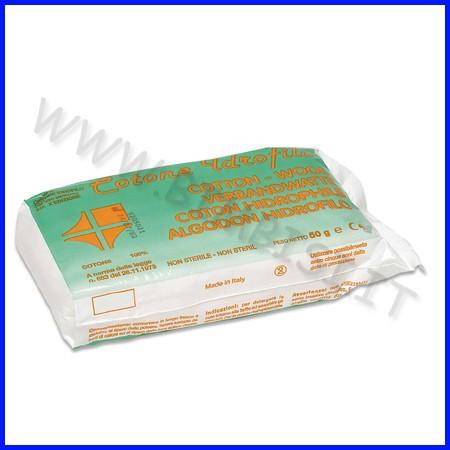 Cotone idrofilo - conf. gr.50