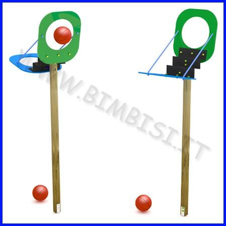 Gioco basket magic ball