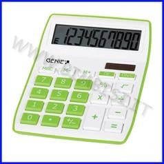 Calcolatrice da tavolo - verde