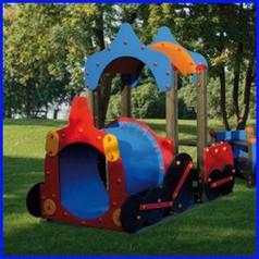 Trenino santa fe - locomotiva