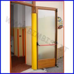 Salvadita pvc giallo 35x200cm porte 180