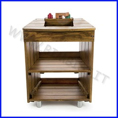 Mobile cucina per esterni - lavello