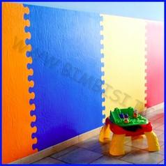 Protezione murale in eva sp 1.5 cm lastra 100x98.5