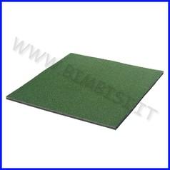 Erba sintetica ecogreen sp.2.5 cm mattonella 98x98 cm hic 1.69 mt