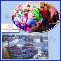 FAMILY HOTELS ITALIA POLSA, Hotel e Malga sulle piste da sci