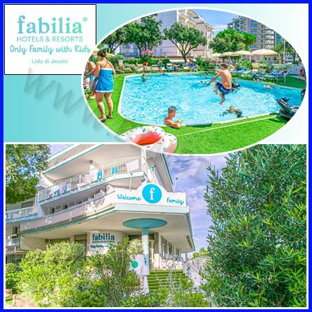 FABILIA FAMILY HOTEL LIDO DI JESOLO