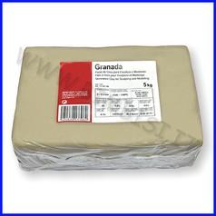 Pasta per modellare granada kg.5 - bianco