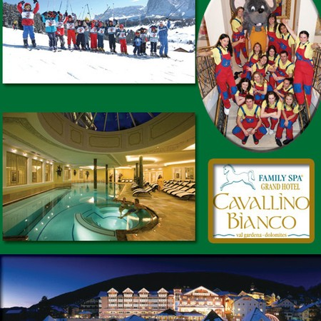 CAVALLINO BIANCO FAMILY SPA GRAND HOTEL****S