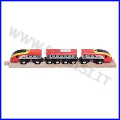 Treno-go - espansione il treno pendolino