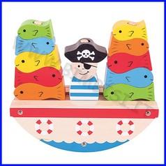 Nave pirata dell'equilibrio