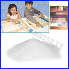 Sabbia bianca finissima zanzibar sacchetto kg.2