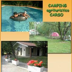 CAMPEGGIO AGRITURISTICO CARSO