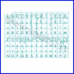 Lavagna adecedario cm.70x100 per l'insegnate fino ad esaurimento