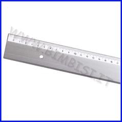 Riga alluminio cm 50