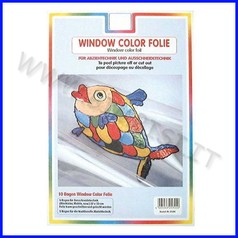 Window foil cm.21x29,7 - busta 10 fg.