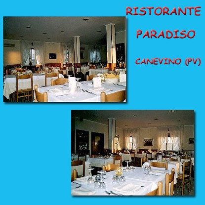 Immagine locale RISTORANTE PARADISO