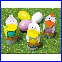 Decorazioni - kit 12 uova