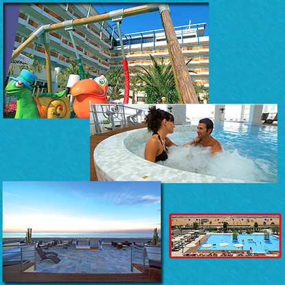 Immagine locale BIBIONE PALACE SUITE HOTEL****