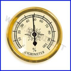 Sistemi misurazione igrometro diam mm.68