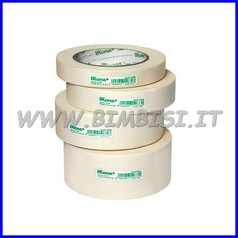 Nastro adesivo carta masking mm.50x50mt