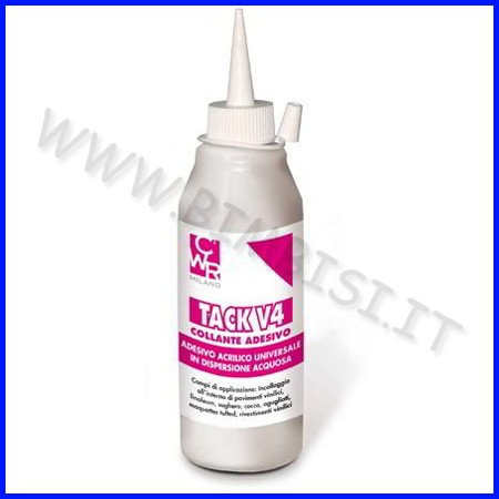 Adesivo tack v4 - flacone ml.120