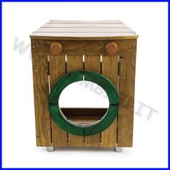 Mobile cucina per esterni - lavatrice