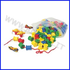 Rocchetti plastica conf. 122 pz. col.ass