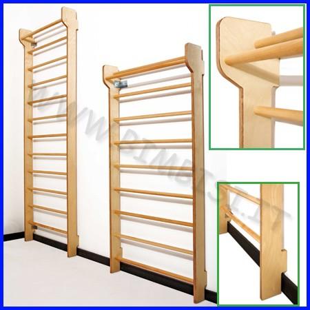 Spalliera/scala h250cm in legno