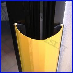 Salvadita pvc giallo 22x200cm porte90/11 0