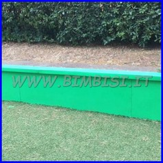 Protezione murale evawall sp.1 cm su misura