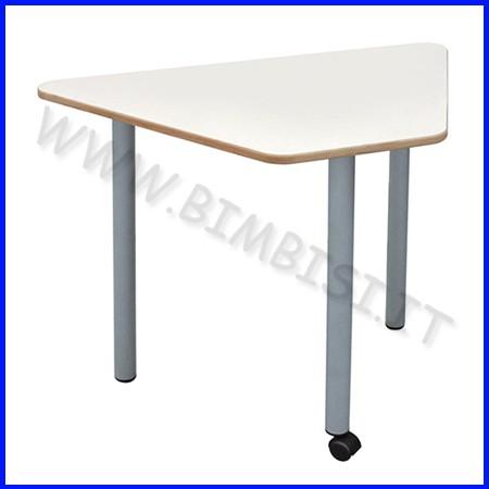 Tavolo 3 gambe cm.99x72x34 h 76
