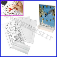 Creare orologi set orologio rettangolare fino ad esaurimento